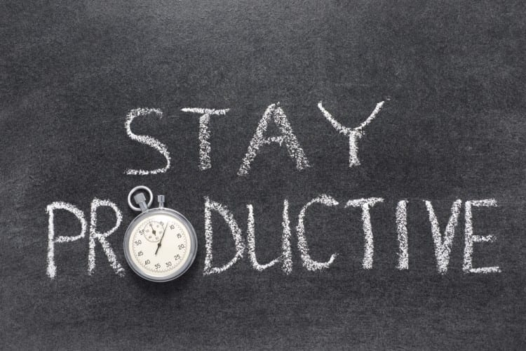 How to Feel Productive: Change Your Definition